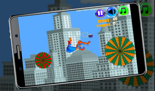 Spider Boy 15 screenshots 6