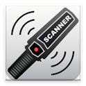 Metal Detector Body Scanner icon