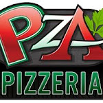 Logo for PZA Pizzeria