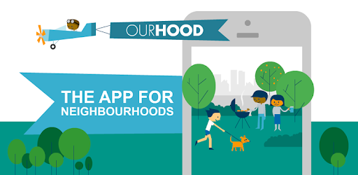 Image result for ourhood app