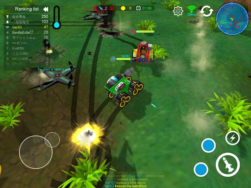 Battlefield Tank 3D android2mod screenshots 12
