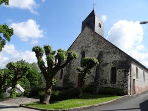 Photo: Eglise de La Celle en Bas