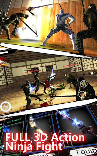 無料动作Appのドラゴン忍者|記事Game