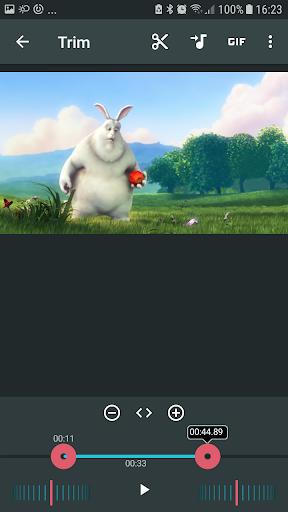 AndroVid - Video Editor 2.9.5.2 screenshots 2