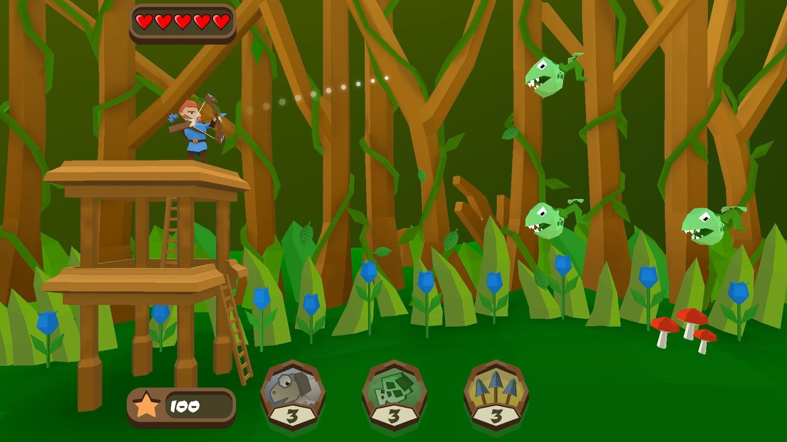 Woodsman Archery Free- screenshot
