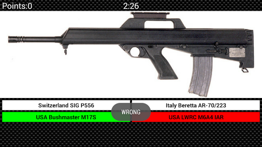 Gun Spotter