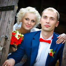 Wedding photographer Gennadiy Danilevich (dendi67). Photo of 04.07.2014