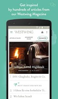 Screenshot of Westwing Home & Living