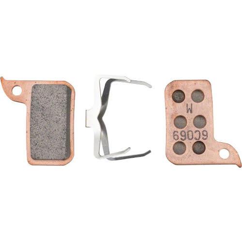 SRAM Disc Brake Pad Set Sintered w/ Steel, Hydraulic Road Disc, Level Ultimate, Level TLM