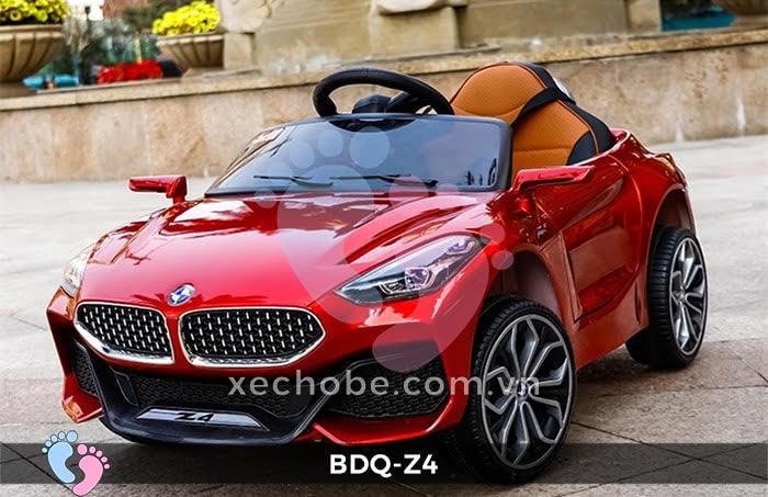 Xe ô tô điện cho bé BDQ-Z4 14