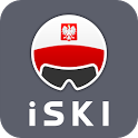 iSKI Polska - Ski, Snow, Resort info, Tracking icon
