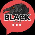 Raven Social Messenger icon