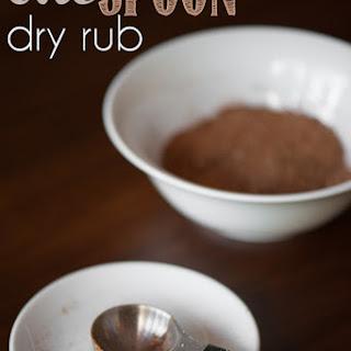 One Spoon Dry Rub
