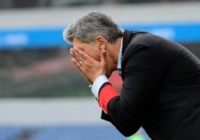 Avec Charleroi, Felice Mazzu aura connu plusieurs moments clés