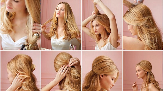 Cute Hairstyle Tutorial - Apps on Google Play