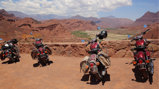 voyage moto Madagascar