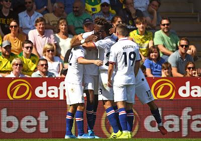 🎥 Cinq buts et du suspense à Norwich City - Chelsea !