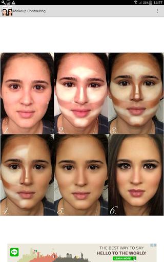 Makeup Contouring  screenshots 10