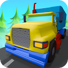 3D Toy Truck Driving Game For Preschool Kids Free icon