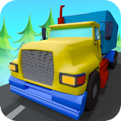 3D Truck Driving Game For Kids