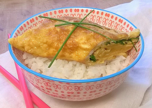Niratama Donburi For Recipe 2