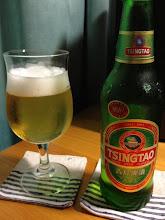 Photo: 青島ビール こんなに軽かったっけ。