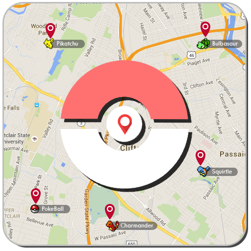 Map Finder for Pokemon 娛樂 App LOGO-APP開箱王