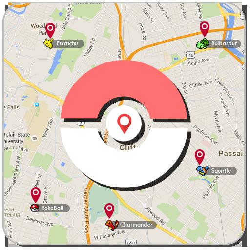 Map Finder for Pokemon 娛樂 App LOGO-APP開箱王