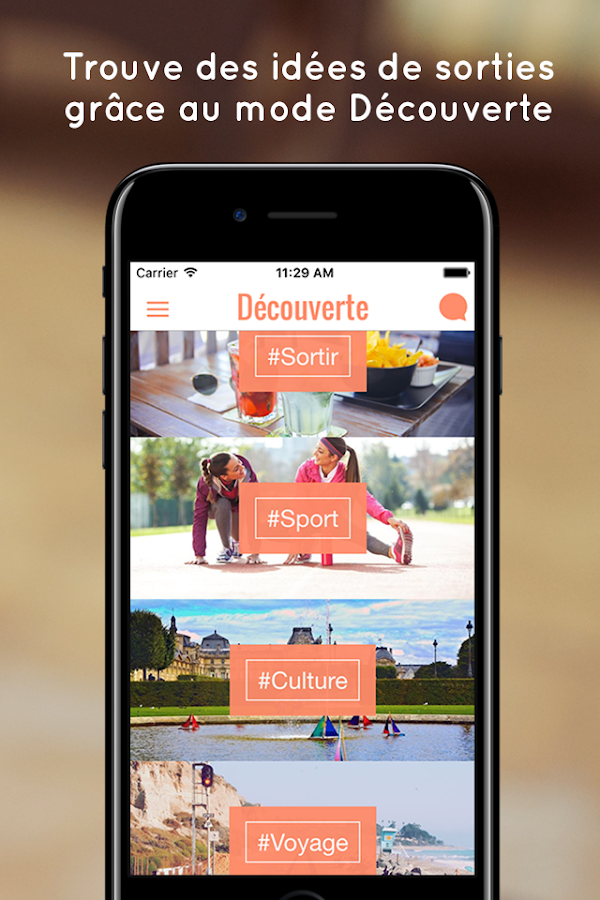 SoFizz - Social Networking – Capture d'écran