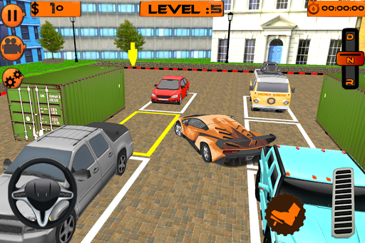 Dr. Car Parking-Car Driving & Parking Glory android2mod screenshots 4