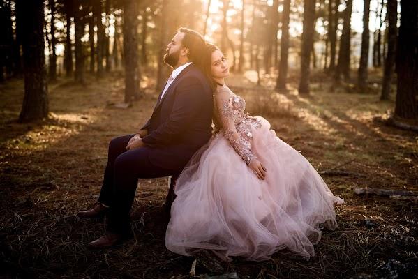 Fotógrafo de bodas Paulina Morales (paulinamorales). Foto del 25.08.2017