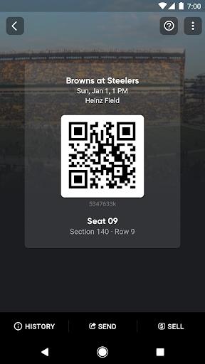 SeatGeek – Tickets to Sports, Concerts, Broadway Screenshot