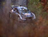 Rallye d'Argentine : Neuville 5e, Tanak leader