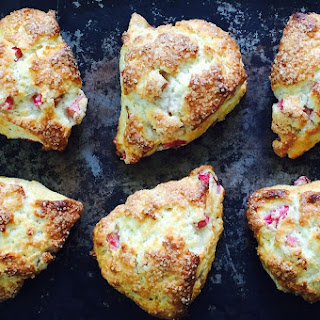 Scones With Cream No Butter Recipes.