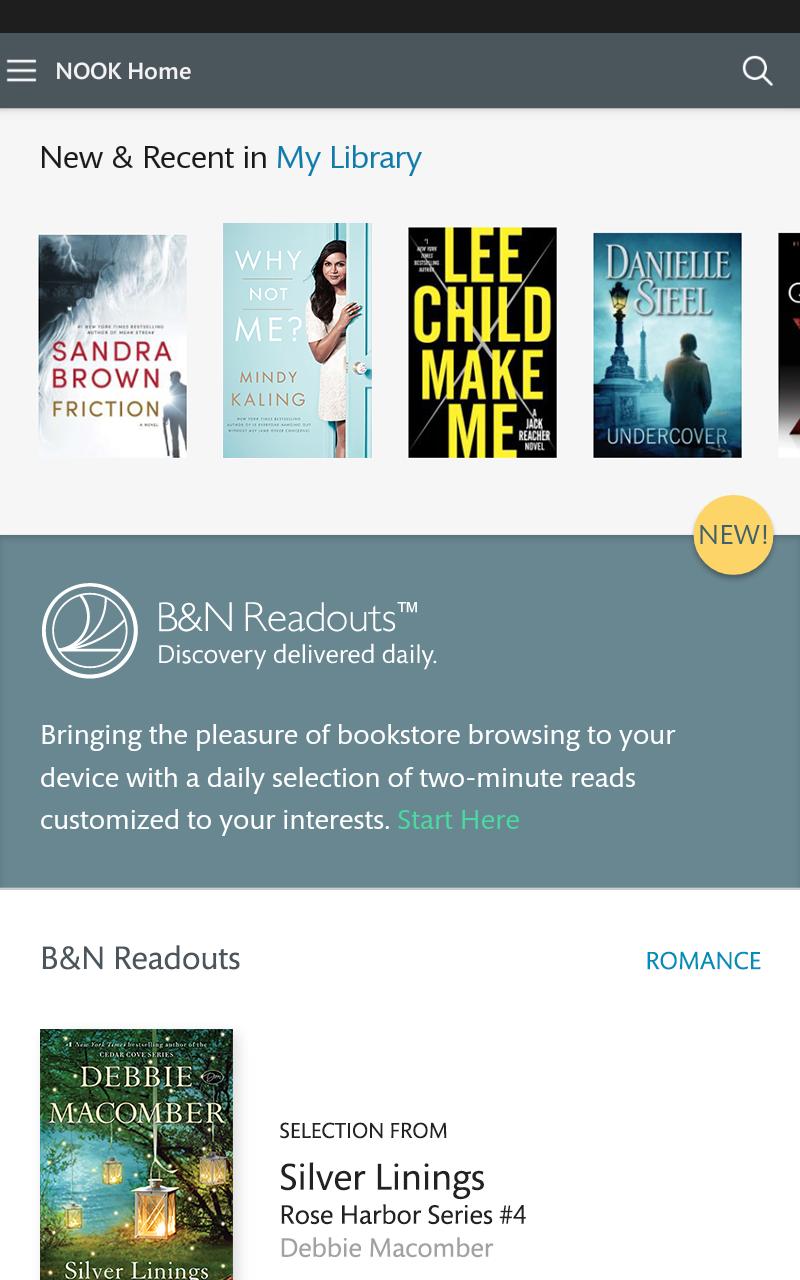 NOOK: Read eBooks & Magazines screenshot #17