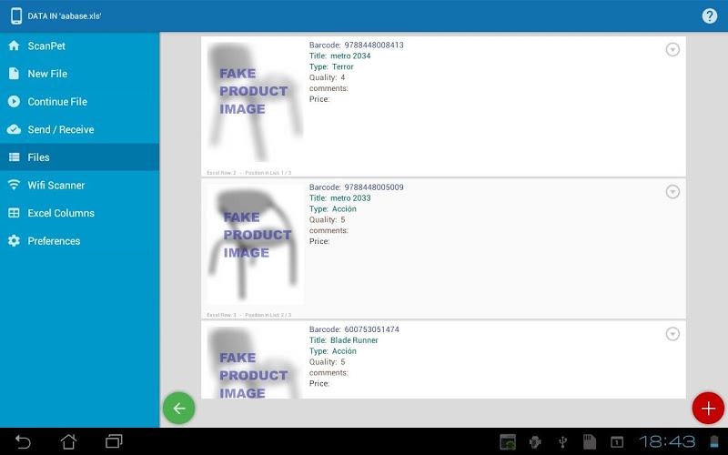 Inventory + Barcode scanner: inventory management Screenshot 12