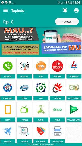 Topindo Solusi Komunika 1.7 screenshots 1