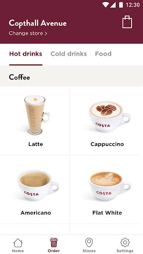 Costa Coffee Club 4.18.0 screenshots 3