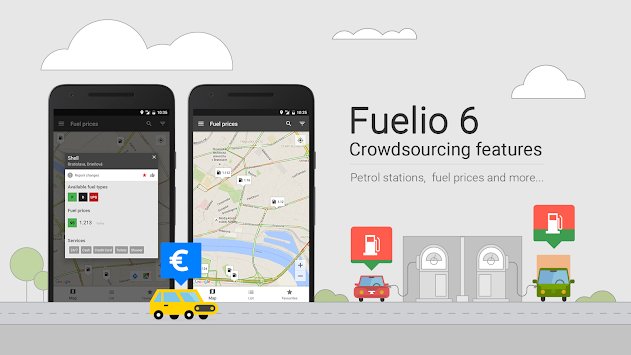 Fuelio: Costi Del Carburante APK screenshot thumbnail 9