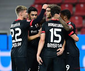 🎥 Victoire spectaculaire de Leverkusen contre M'Gladbach, but sensationnel de Lazaro