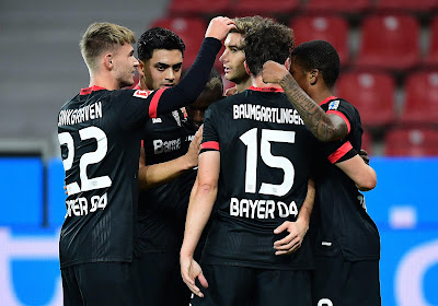 Bundesliga : le Bayer toujours invaincu, Boyata et Casteels se neutralisent