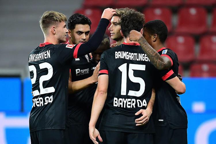 Le Bayer Leverkusen prolonge sa pépite jusqu'en 2023