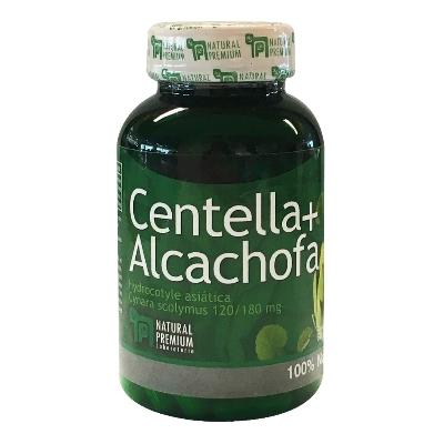Centella + Alcachofa 60 Cápsulas Natural Premium Natural Premium