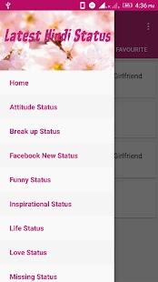 Latest Hindi Status - náhled
