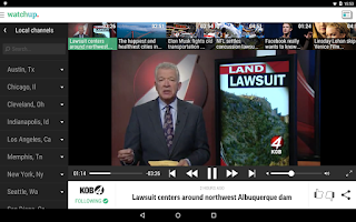 Screenshot of Watchup: Your Daily Newscast