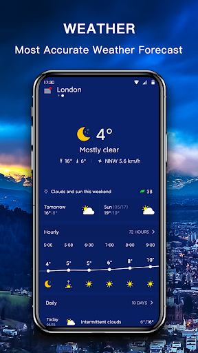 Weather - The Most Accurate Weather App 1.1.6 Screenshots 4