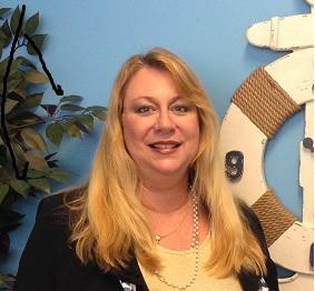 Travel agent Diane Fish: