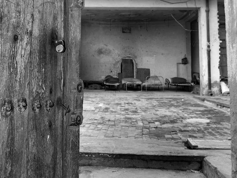 camera da notte all'aperto di Charmer