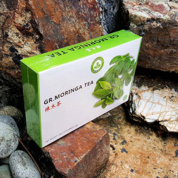 Mason Original GR Moringa Tea ( 2g x 10 tea bags )