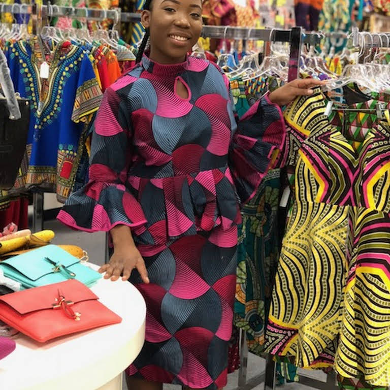 Vision Fashion African Clothing Fabrics And Tailor Boutique In Laurel